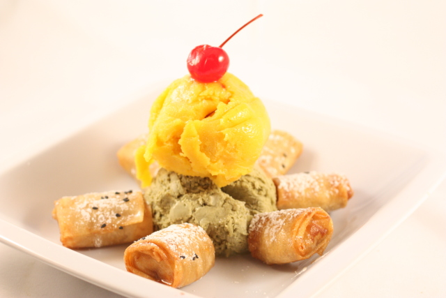 Mango-Green-Tea-Ice-Cream